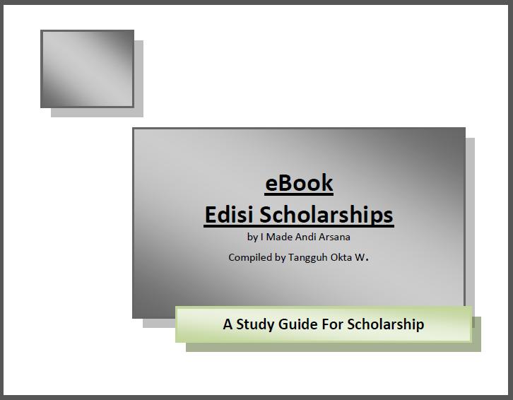 ebook beasiswa