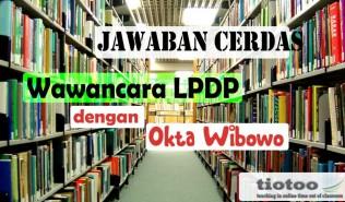 Beasiswa Tesis LPDP