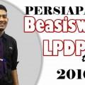 Beasiswa LPDP 2016 profil
