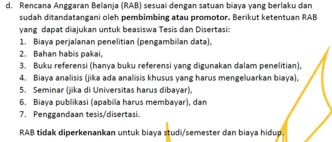 contoh essay beasiswa disertasi lpdp